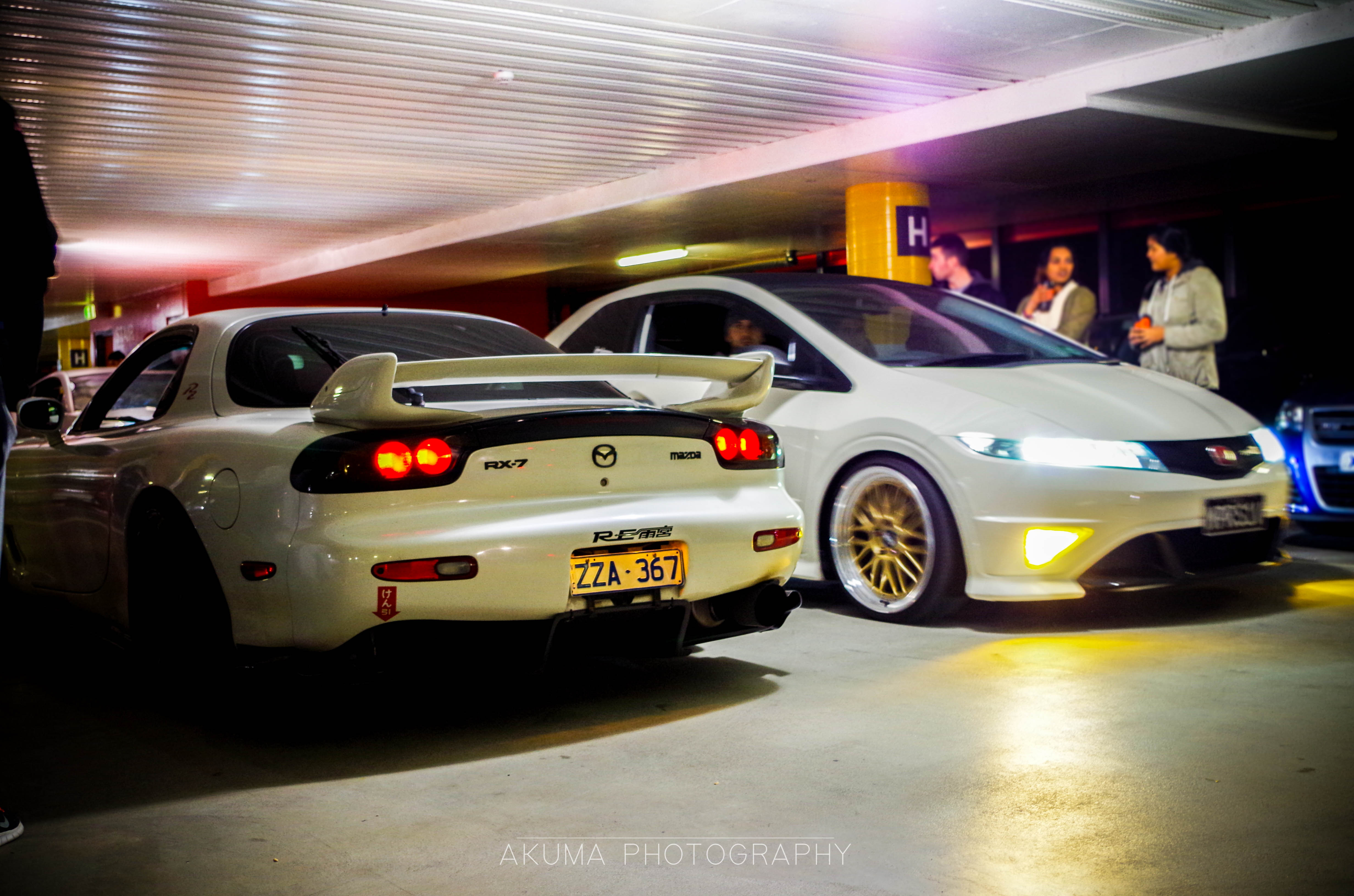 Melbourne Car Meets | Akuma Photography