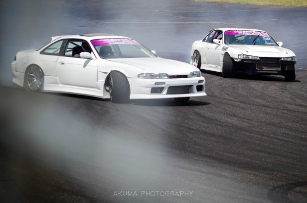 S-Chassis brothers?  Was god to see a Zenki chasing a Kouki