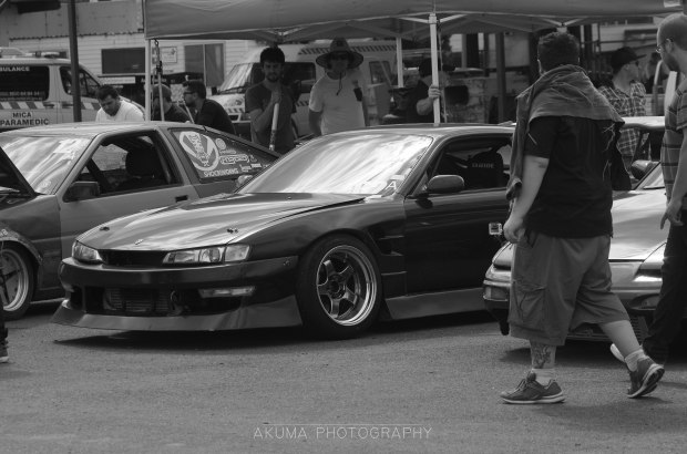 Another Kouki (s14) waiting to drift