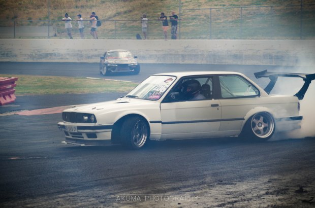 Denis's RB30 Powered BMW E30
