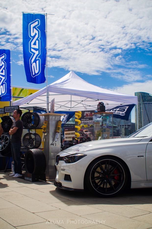 OTR Motorsports on display providing the goods!