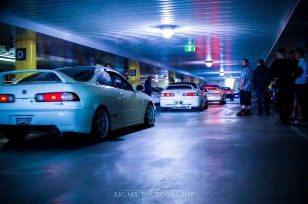 Honda Line up!