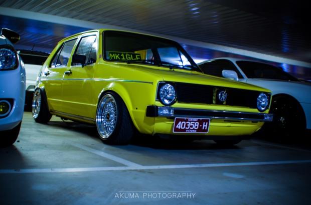 Sweet MK1 GTI!!