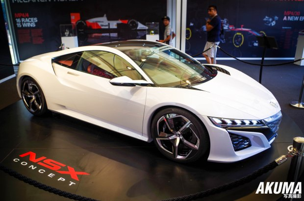 This explains it...The new NSX!!!!