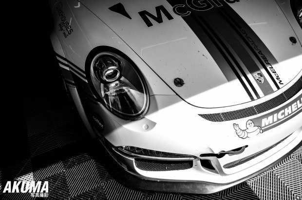 There was even the Porsche Carrera Cup!