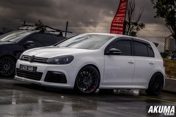 Such a clean example of a Golf! Starting to see more and more Golfs around now which is good! But this one was an eye catcher.